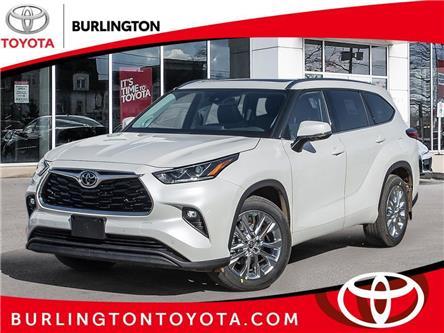 2021 Toyota Highlander Limited (Stk: 219083) in Burlington - Image 1 of 23
