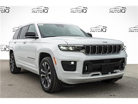 2021 Jeep Grand Cherokee L Overland (Stk: 44955) in Innisfil - Image 1 of 29