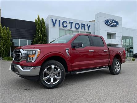 2021 Ford F-150 XLT (Stk: VFF20420) in Chatham - Image 1 of 18