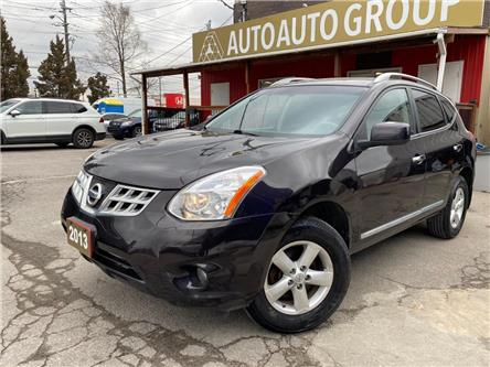 2013 Nissan Rogue  (Stk: 142501) in SCARBOROUGH - Image 1 of 30