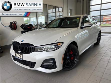 2021 BMW 330i xDrive (Stk: B2133) in Sarnia - Image 1 of 15