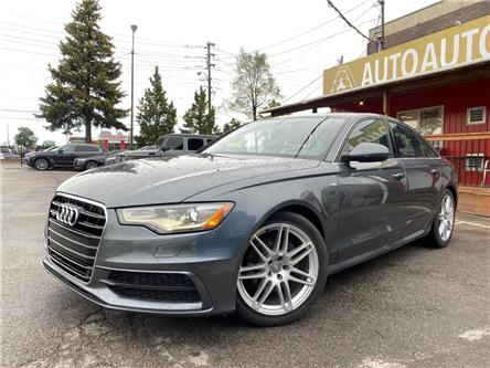 2013 Audi A6  (Stk: 142547) in SCARBOROUGH - Image 1 of 30