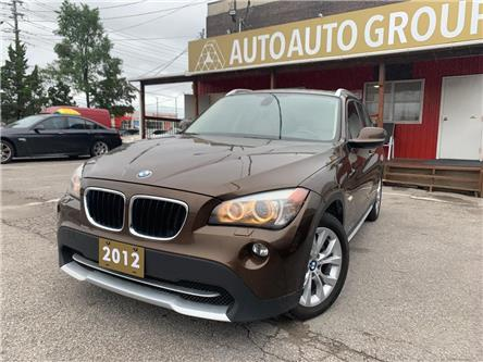 2012 BMW X1 xDrive28i (Stk: R77955) in SCARBOROUGH - Image 1 of 30
