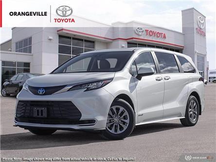 2021 Toyota Sienna XLE 7-Passenger (Stk: 21346) in Orangeville - Image 1 of 10