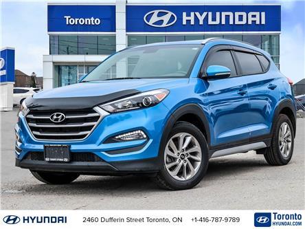 2017 Hyundai Tucson Premium (Stk: U07197) in Toronto - Image 1 of 24