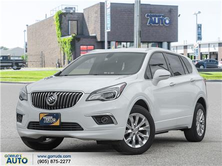 2017 Buick Envision Essence (Stk: 152147) in Milton - Image 1 of 23