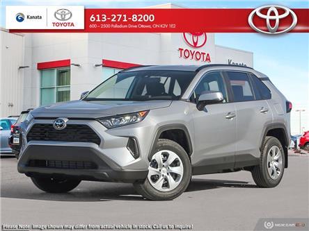 2021 Toyota RAV4 LE (Stk: 91316) in Ottawa - Image 1 of 24