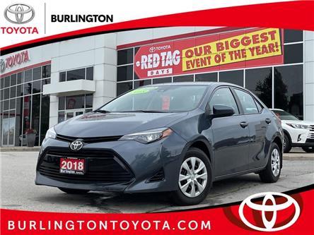 2018 Toyota Corolla LE (Stk: U11646) in Burlington - Image 1 of 17