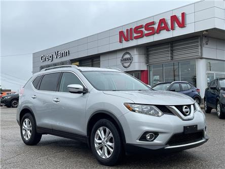 2016 Nissan Rogue SV (Stk: P2838) in Cambridge - Image 1 of 30