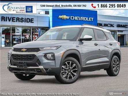 2021 Chevrolet TrailBlazer ACTIV (Stk: 21-315) in Brockville - Image 1 of 21