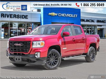2021 GMC Canyon Elevation (Stk: 21-321) in Brockville - Image 1 of 23