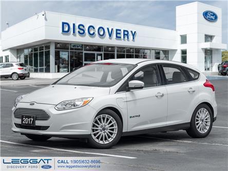 2017 Ford Focus Electric Base (Stk: 17-34381-T) in Burlington - Image 1 of 19