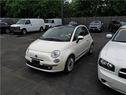 2015 Fiat 500 Lounge (Stk: A9599) in Sarnia - Image 1 of 6