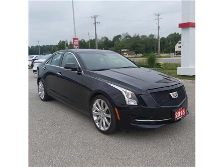 2015 Cadillac ATS 2.5L Luxury (Stk: ) in Owen Sound - Image 1 of 9