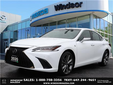 2020 Lexus ES 350 Premium (Stk: PR63932) in Windsor - Image 1 of 26