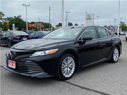 2018 Toyota Camry XLE (Stk: TX017A) in Cobourg - Image 1 of 24