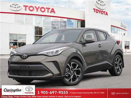2021 Toyota C-HR XLE Premium (Stk: 21627) in Bowmanville - Image 1 of 23