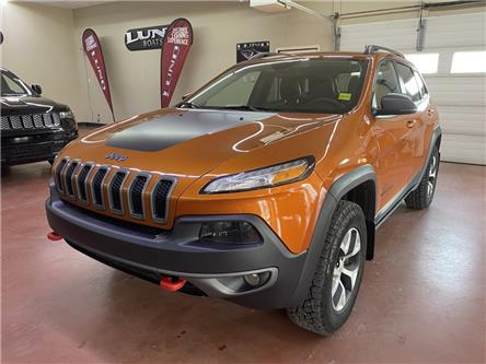2015 Jeep Cherokee Trailhawk (Stk: T21-112A) in Nipawin - Image 1 of 21