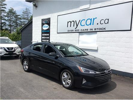 2019 Hyundai Elantra Preferred (Stk: 210606) in Ottawa - Image 1 of 20