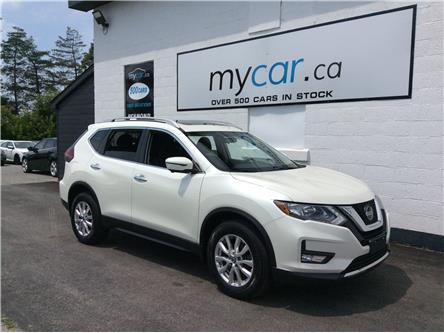 2018 Nissan Rogue SV (Stk: 210575) in Kingston - Image 1 of 23