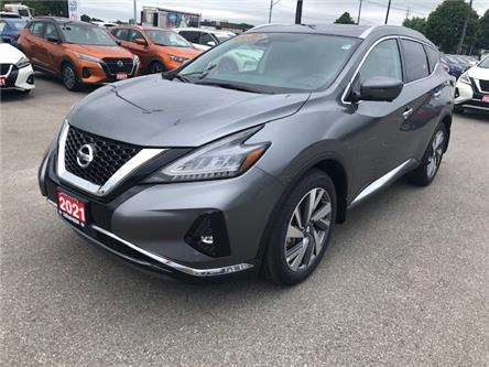 2021 Nissan Murano SL (Stk: M0156) in Chatham - Image 1 of 24