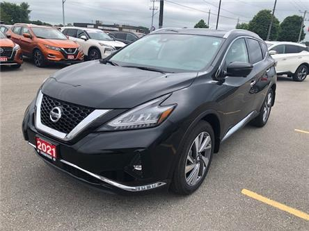2021 Nissan Murano SL (Stk: M0206) in Chatham - Image 1 of 24