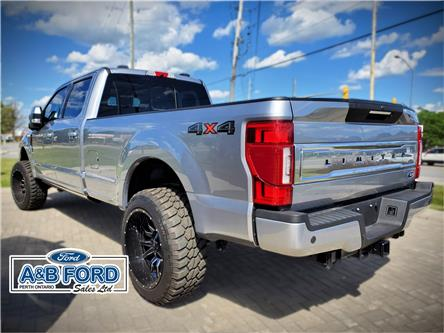 2021 Ford F-350 Limited (Stk: A6205) in Perth - Image 1 of 8
