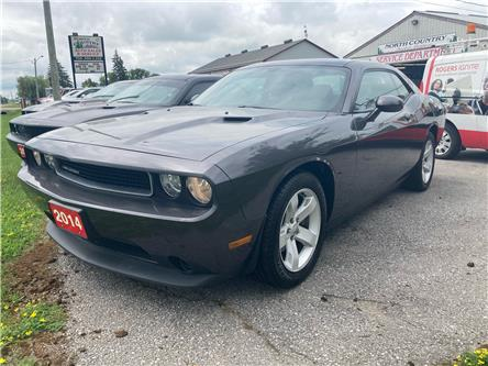 2014 Dodge Challenger SXT (Stk: NC 4096) in Cameron - Image 1 of 6