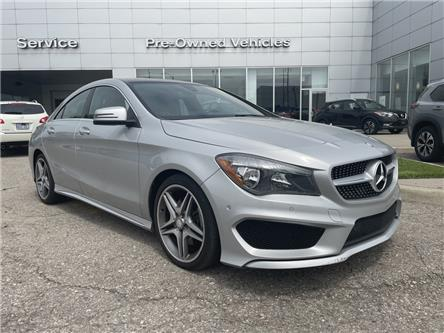 2015 Mercedes-Benz CLA-Class Base (Stk: P6171) in Toronto - Image 1 of 14
