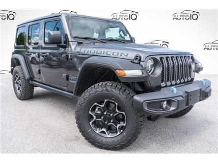 2021 Jeep Wrangler 4xe (PHEV) Rubicon (Stk: 35045D) in Barrie - Image 1 of 22