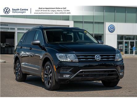 2021 Volkswagen Tiguan United (Stk: 10131) in Calgary - Image 1 of 43