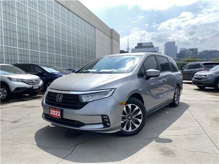 2022 Honda Odyssey EX-L Navi (Stk: HP4412) in Toronto - Image 1 of 35