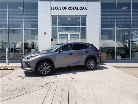2021 Lexus NX 300 Base (Stk: L21080) in Calgary - Image 1 of 13