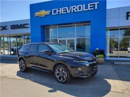 2021 Chevrolet Blazer RS (Stk: 21T153) in Port Alberni - Image 1 of 30