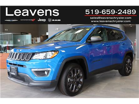 2021 Jeep Compass North (Stk: LC21260) in London - Image 1 of 22