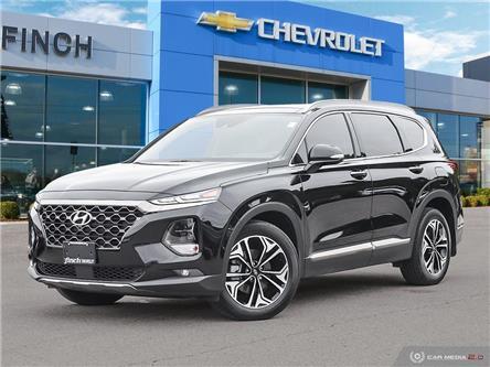 2020 Hyundai Santa Fe Ultimate 2.0 (Stk: 154132) in London - Image 1 of 28