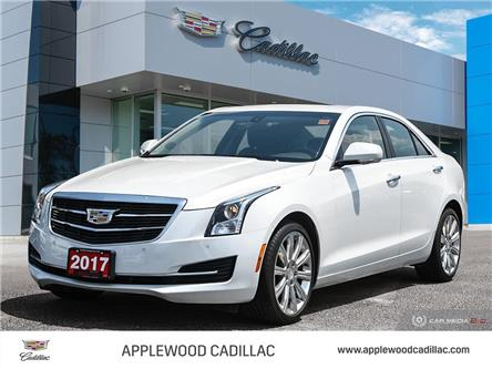 2017 Cadillac ATS 2.0L Turbo Luxury (Stk: 121733P) in Mississauga - Image 1 of 30
