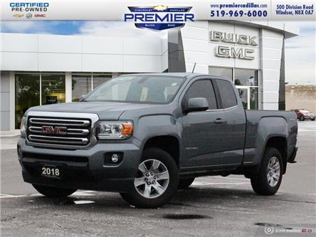 2018 GMC Canyon  (Stk: 210677A) in Windsor - Image 1 of 27