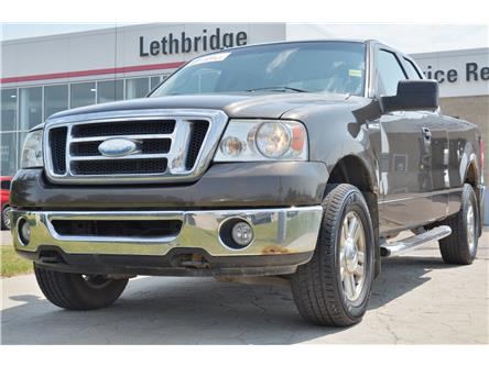 2008 Ford F-150 XLT (Stk: 1TA3737A) in Lethbridge - Image 1 of 22