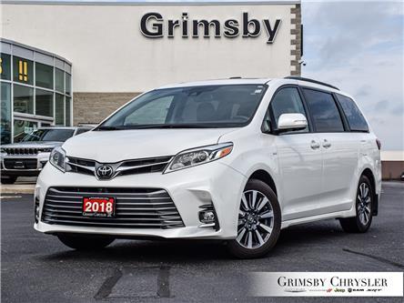 2018 Toyota Sienna Limited 7-Passenger (Stk: U5189) in Grimsby - Image 1 of 32