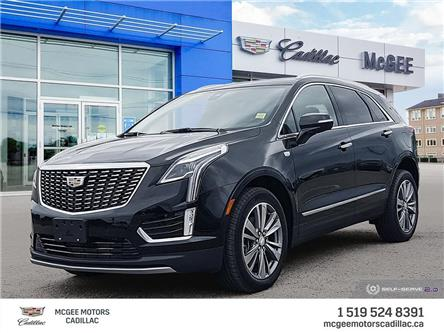 2021 Cadillac XT5 Premium Luxury (Stk: 126014) in Goderich - Image 1 of 28