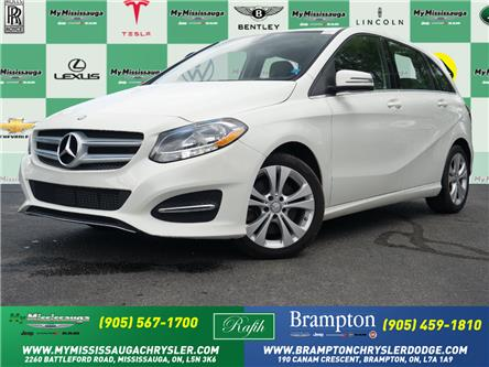 2016 Mercedes-Benz B-Class Sports Tourer (Stk: 1607) in Mississauga - Image 1 of 21