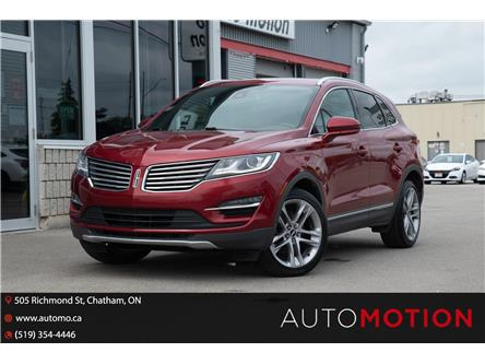 2015 Lincoln MKC Base (Stk: 211269) in Chatham - Image 1 of 30