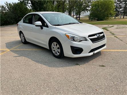 2012 Subaru Impreza 2.0i (Stk: ) in Winnipeg - Image 1 of 14