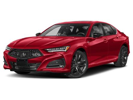 2021 Acura TLX A-Spec (Stk: 21238) in London - Image 1 of 9