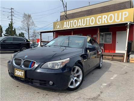 2007 BMW 550i  (Stk: 142528) in SCARBOROUGH - Image 1 of 30