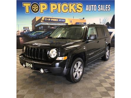 2016 Jeep Patriot Sport/North (Stk: 814485) in NORTH BAY - Image 1 of 29