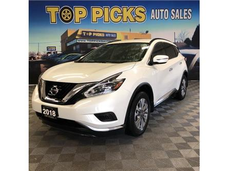 2018 Nissan Murano S (Stk: 166991) in NORTH BAY - Image 1 of 29