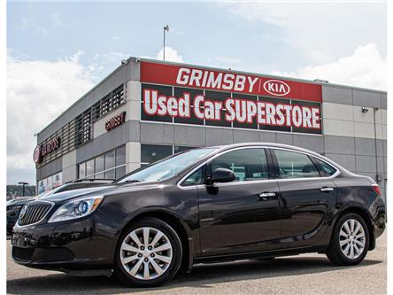 2014 Buick Verano Keyless Entry | Bluetooth | PWR Options | Leather (Stk: U2035) in Grimsby - Image 1 of 15