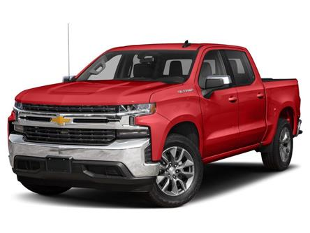 2021 Chevrolet Silverado 1500 Custom Trail Boss (Stk: 21198) in Terrace Bay - Image 1 of 9